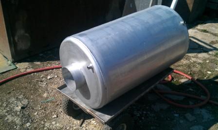 siltā ūdens boilers